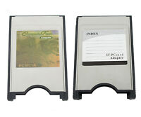 New PCMCIA Compact Flash CF Card Reader Adaptor for Notebook Laptop PC