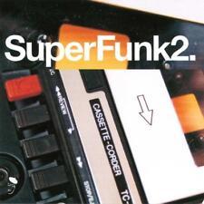 Super Funk volumen 2 Varios Artistas Nuevo y Sellado 2X Lp Vinilo (BGP) Superfunk