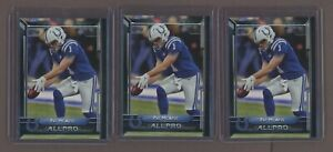 2015 Topps Pat Mcafee RC Lot of Three (3) #282 All-Pro Rookie WWE NXT