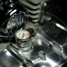 Royal Enfield Oil Temperature Gauge 400 500 650 GT Intercepter Classic Himalayan