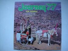 JOE GOMES - Journey'77 Indian CLARIONET SAXOPHONE Rare LP BOLLYWOOD