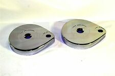 Pair of Rear Hatch Spring Covers Stay Cover Set for MGB GT 1965-80
