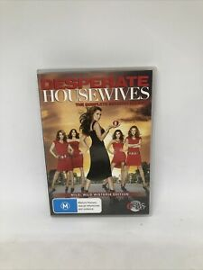 DESPERATE HOUSEWIVES Season 7 DVD Region 4 TV Show Very Good Condition