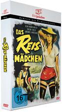 """Das Reismädchen (Nachfolgefilm """"Bitterer Reis"""") Elsa Martinelli -Filmjuwelen DVD"""