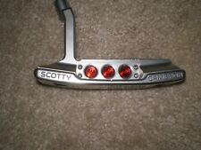 "SCOTTY CAMERON SELECT NEWPORT 2 PUTTER 35"" with HEADCOVER"