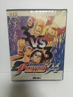 SNK NEOGEO AES THE KING OF FIGHTERS 94 KOF Japanese system Very Rare Instruction