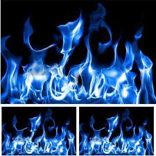 2016 NEUE Auto Motorrad notwendig Hallo-Qualität DIY Aufkleber / blaue Flammen