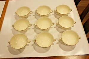 Royal Doulton The Romance Collection Heather Dual Handled Dessert Soup Bowl