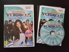 Victorious: Taking The Lead-Wii/Wii U-Gratuit, Rapide p&p! - Tori, Nickelodeon