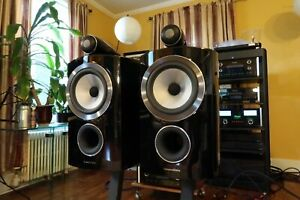 B&W 805 D3 Audiophile Speakers Bowers Wilkins Made in England Diamond