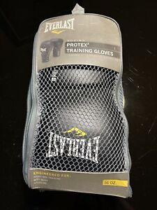 Everlast Protex2 Evergel Evercool 16 oz Boxing Gloves Size L/XL
