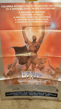 Richard Corben 1981 Heavy Metal Original 27 x 41 Movie Poster Plus Program