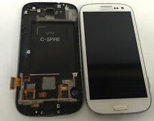 Samsung Galaxy S3 Boost L710 Original Used LCD Digitizer Replacement White
