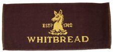 WHITBREAD 1742 (Brown) Pub Beer BAR TOWEL