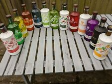 More details for whitley neil large quantity of empty gin bottles including lemongrass also aloe