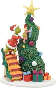 Dept 56 Grinch It Takes Two Grinch and Cindy-Lou 4038647