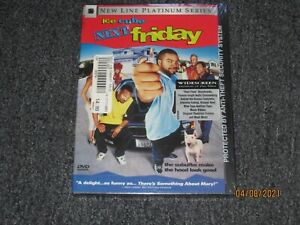 Next Friday (DVD, 2000, Platinum Series) Ice Cube - Widescreen - New - Free Ship