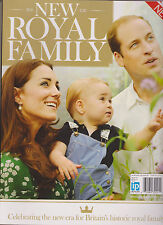 NEW ROYAL FAMILY MAGAZINE 178 Page Special Edition 2015,WILL,KATE &PRINCE GEORGE