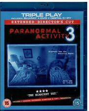 Paranormal Activity 3 (Bluray Triple Play)