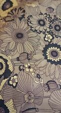 Blank Textiles Colorful Sewing Quilting Flower Fabric 1 3/8 Yards