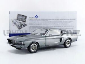 SOLIDO 1/18 - SHELBY MUSTANG GT500 - 1967 - 1802905