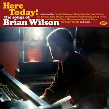 HERE TODAY! THE SONGS OF BRIAN WILSON  CD Neuf