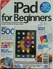 iPad For Beginners UK Issue 14 150 Pages Top Tips Apple Music FREE SHIPPING sb