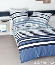 Bettwäsche Blau Weiß Gestreift Günstig Kaufen Ebay