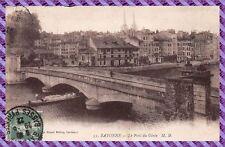 Bayonne, the Bridge of Genie