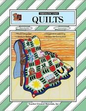 Quilts Thematic Unit by Susan A. Zimmerman (1996, Paperback, New Edition,...