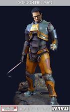 Gordon Freeman Half Life 2 Statue  1/4 - Regular Edition  - Gaming Heads Figur