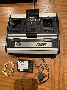 Kraft FM KP4KB R/C Sold AS-IS