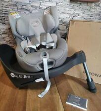 Cybex Sirona S I-Size 360 spin Car Seat Soho Grey 2020