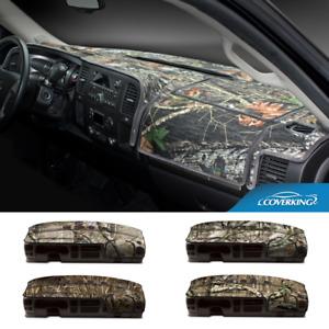 Coverking Custom Dash Cover Camo For Volkswagen Rabbit Convertible