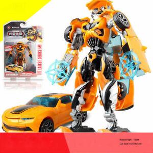 Transformers Bumblebee Action Figure Toy Robot Truck Action Figure Kids Toy UK