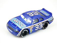 Disney Pixar Cars Racer #33 Mood Springs Chuck Armstrong 1/55 Diecast No Box