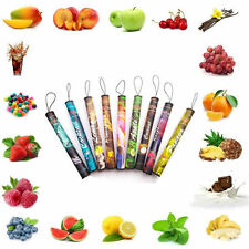 SHISHA E PEN Vanilla FLAVOUR HOOKAH VAPOR SMOKE DISPOSABLE ELECTRONIC 500 PUFFS