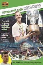 NEW Guide football Slovakia Super Liga JESIEN 2018-2019 preview Fortuna Liga