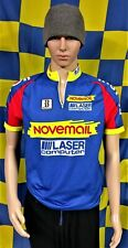 Novemail 1993-1994 Professional Cycling Jersey Shirt (Adult Medium)