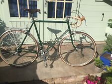 Mercian Touring Bicycle - British Racing Green - Campagnolo - Vintage - Brooks