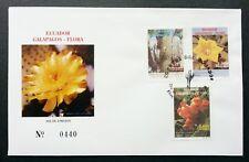 Ecuador Cactus Flora 1998 Flower Plant (stamp FDC)