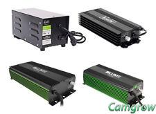 Lumii Black Ballasts - Magnetic & Digital Dimmable - Digita 600W & 1000W Hps