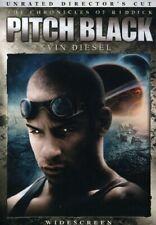 Chronicles of Riddick: Pitch Black (Dvd, 2000)
