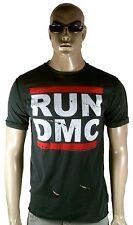 AMPLIFIED RUN DMC Hip Hop Rock Star ViP Vintage Destroyed Löcher T-Shirt M/L 50