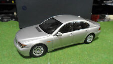 BMW 745 i Gris Silver 1/18 KYOSHO Boutq 80430027858 voiture miniature collection