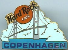 Hard Rock Cafe COPENHAGEN Great Belt (East) Bridge PIN - HRC Catalog #2004