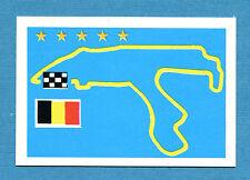 SUPER GRAND PRIX Euroflash '88 Figurina-Stickers n. 86 - FRANCORCHAMPS -New