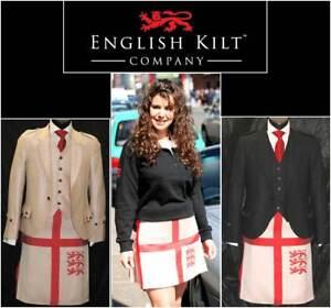 THE ENGLISH KILT  BY: THE ENGLISH KILT COMPANY