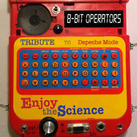 Various Artists : Enjoy the Science: 8-bit Operators - Tribute to Depeche Mode