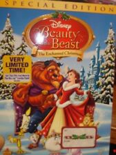 Beauty and the Beast: An Enchanted Christmas (DVD, 2011SPECIAL EDITION AUTHENTIC